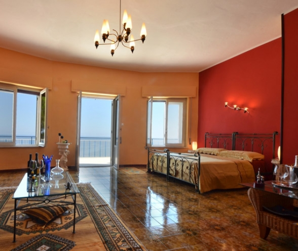 Ampia Junior Suite Blue Island Villa Caterina